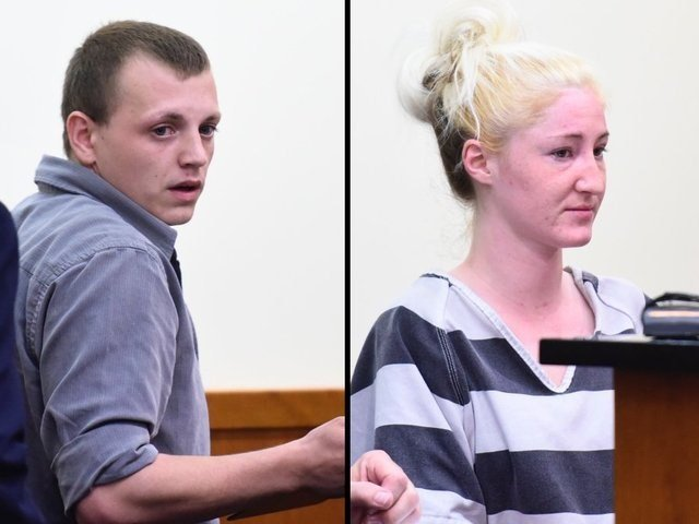 **Embargo: Cincinnati, OH**  5-year-old Middletown boy saves his parents his parents, Chelsie Marshall and Lee Johnson, after they overdoseD, police say.