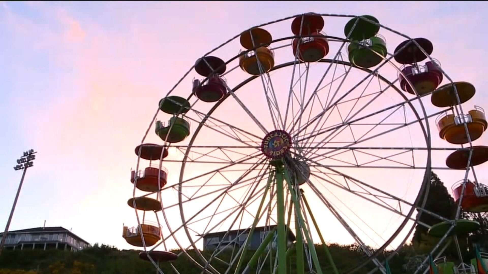 **Embargo: Seattle, WA**  Two of the three people who fell out of a Ferris wheel ride in Washington state were released from the hospital Friday.