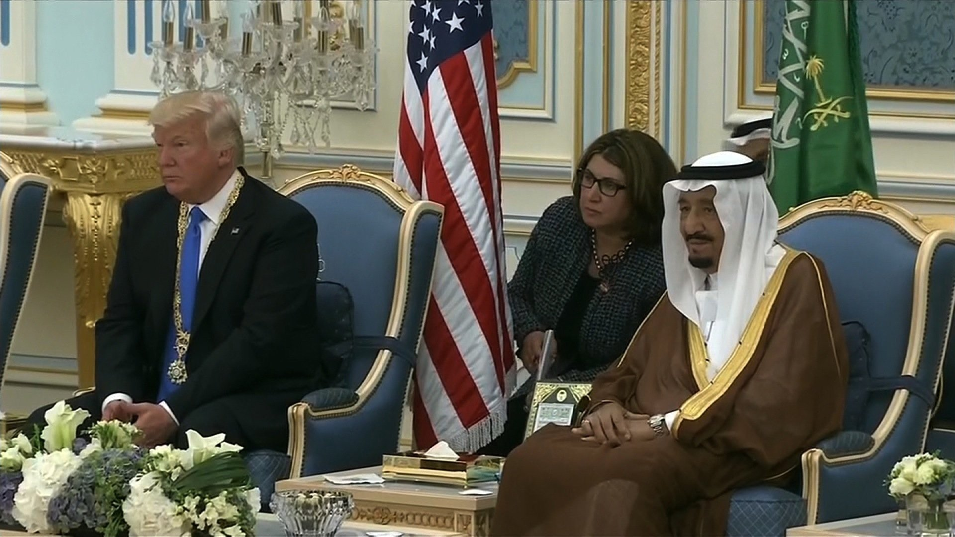 Trump Departs Saudi Arabia For Israel