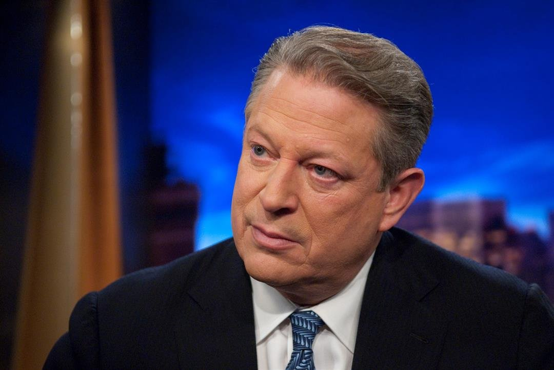 Gore says Trump can't stop climate movement