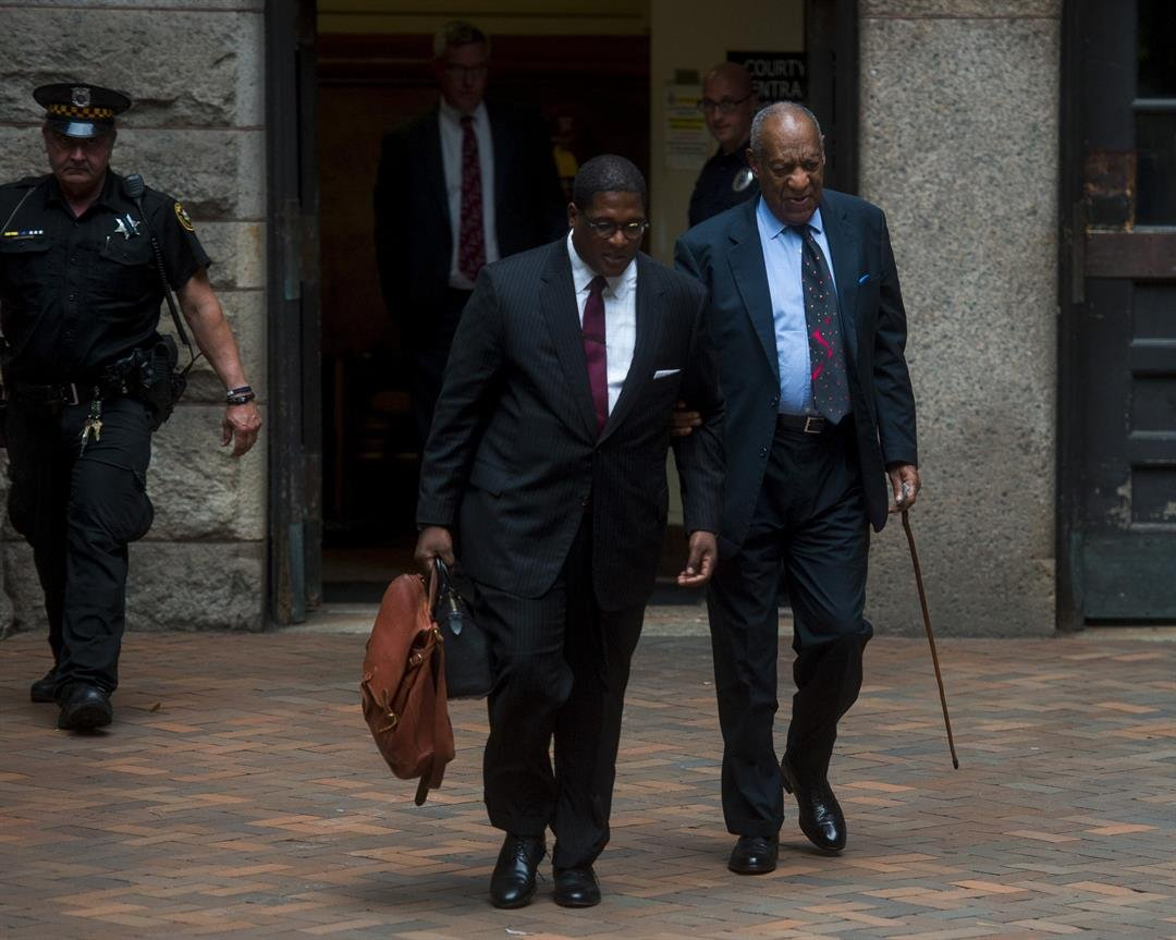 Bill Cosby's Jury Includes 2 Black People, 10 White People
