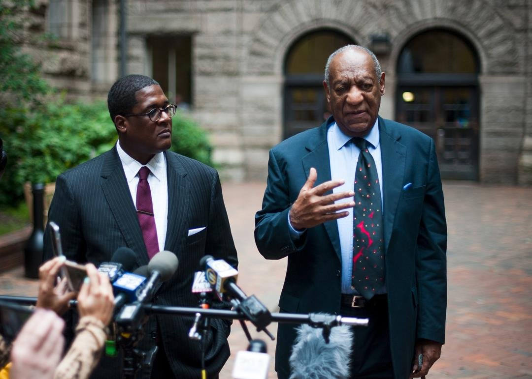 Bill Cosby's Lawyers Accuse Prosecutors of Excluding Black Jurors