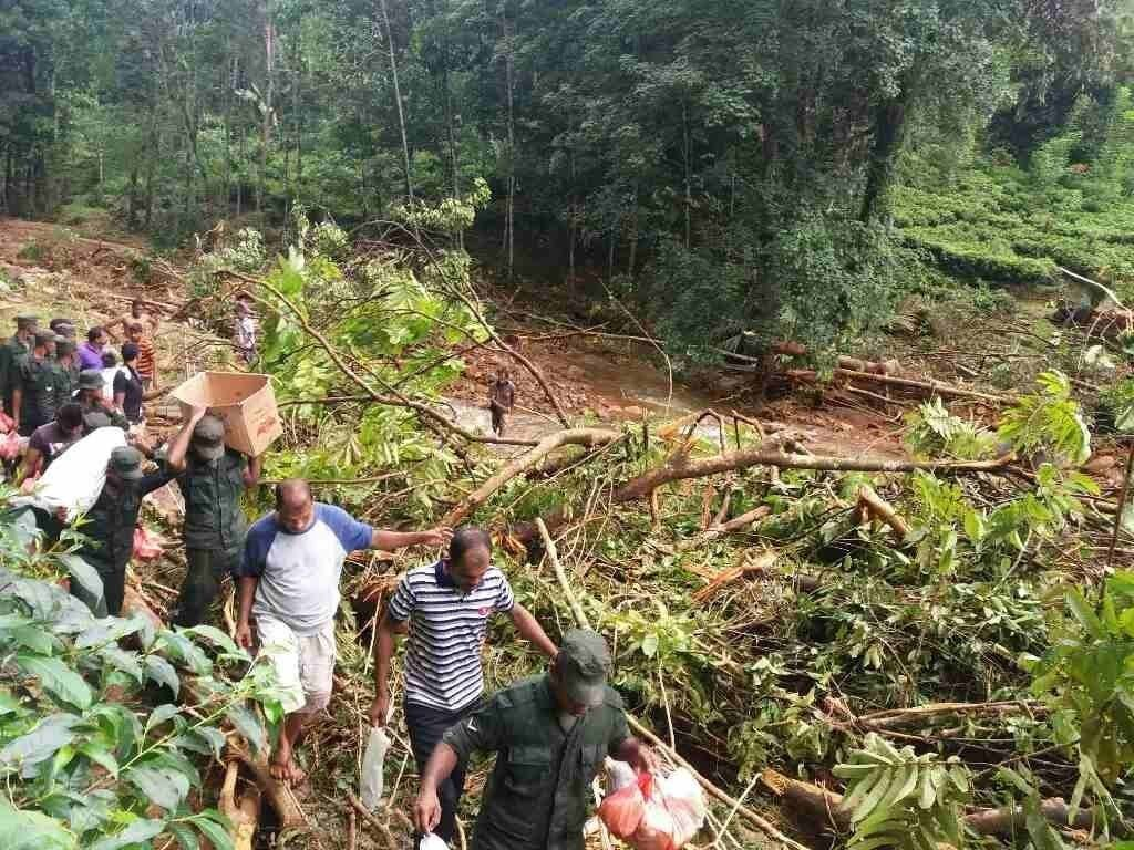Sri Lanka seeks worldwide help after deadly flooding, landslides
