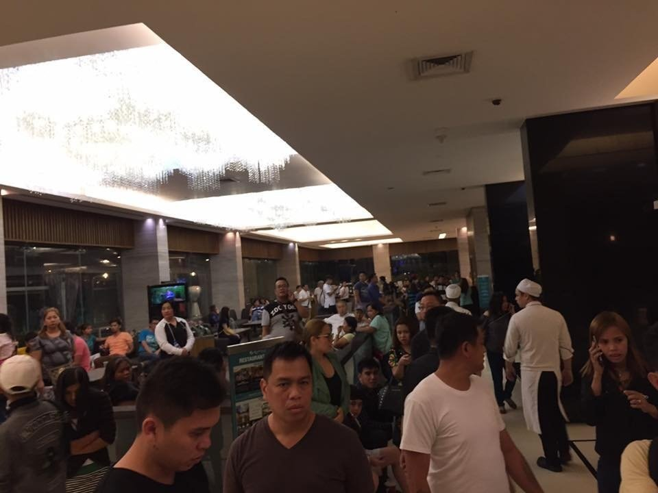 36 killed by smoke after gunman starts fire in Manila casino robbery