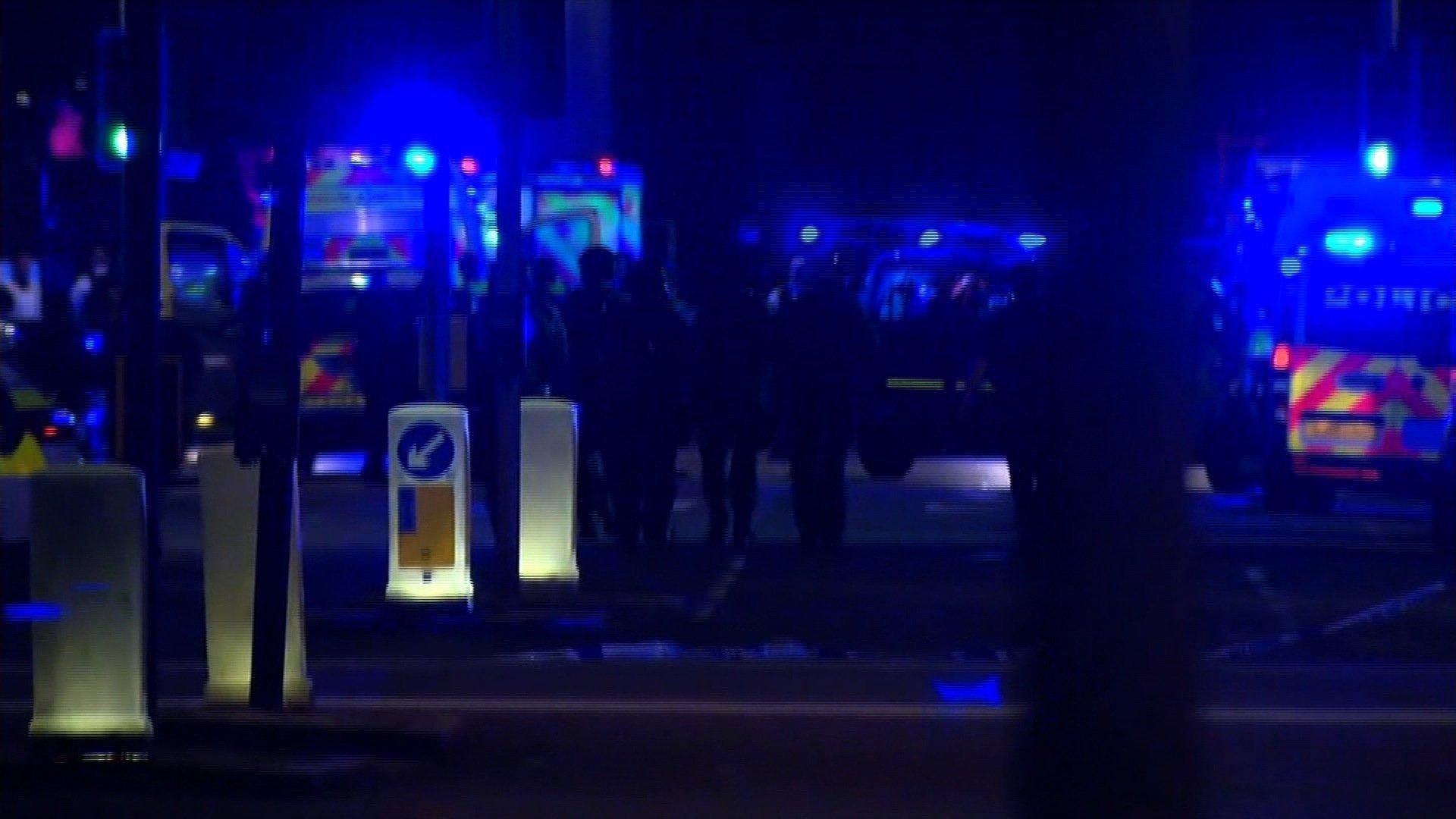 Three more arrests in London terror probe