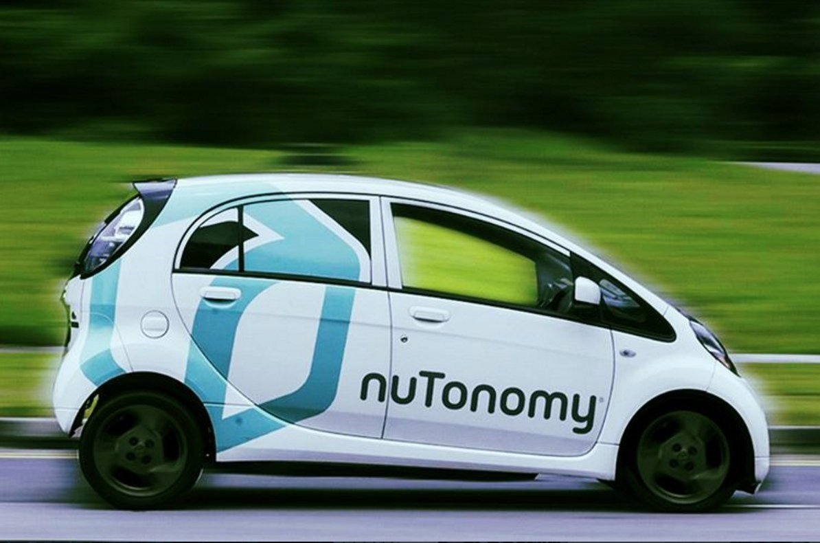 Lyft partners with self-driving startup nuTonomy