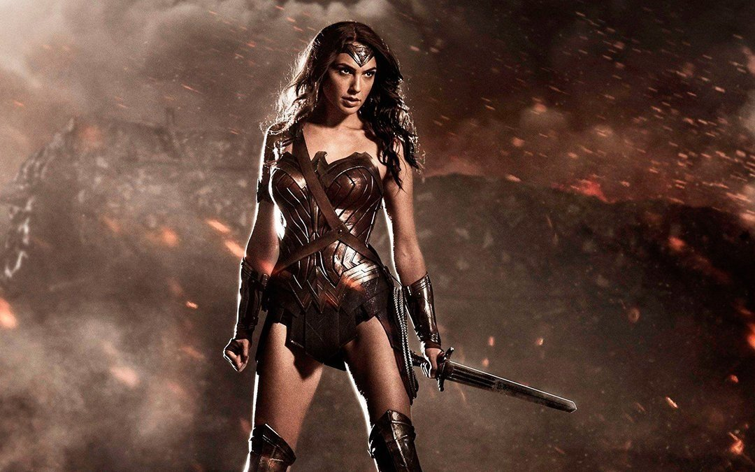 Run, Wonder Woman! The Feminists Are after You!
