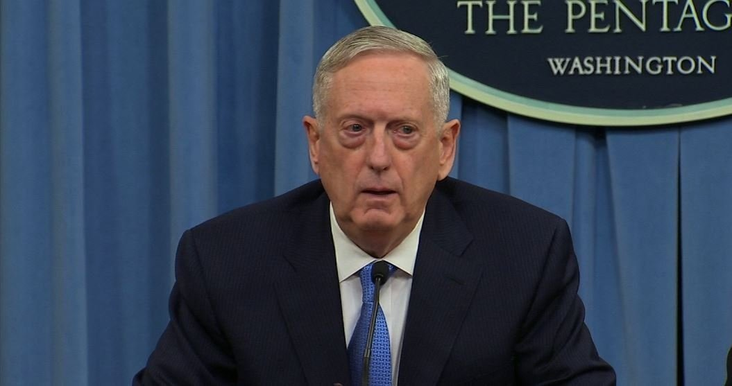 Pentagon Chief Jim Mattis 'shocked' by low level of US military readiness
