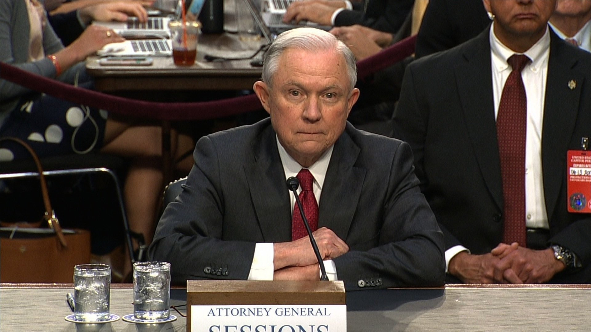 Jeff Sessions 'to Deny Third Meeting With Russian Ambassador' in Senate Hearing