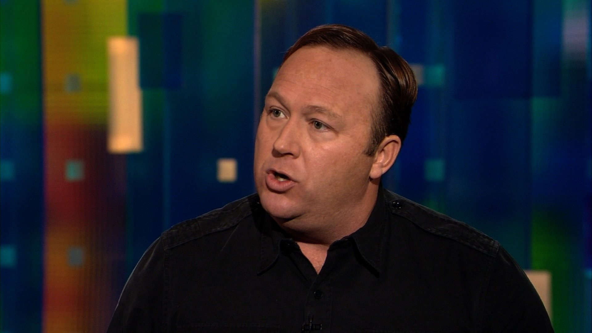 Alex Jones interview draws 3.5 million viewers