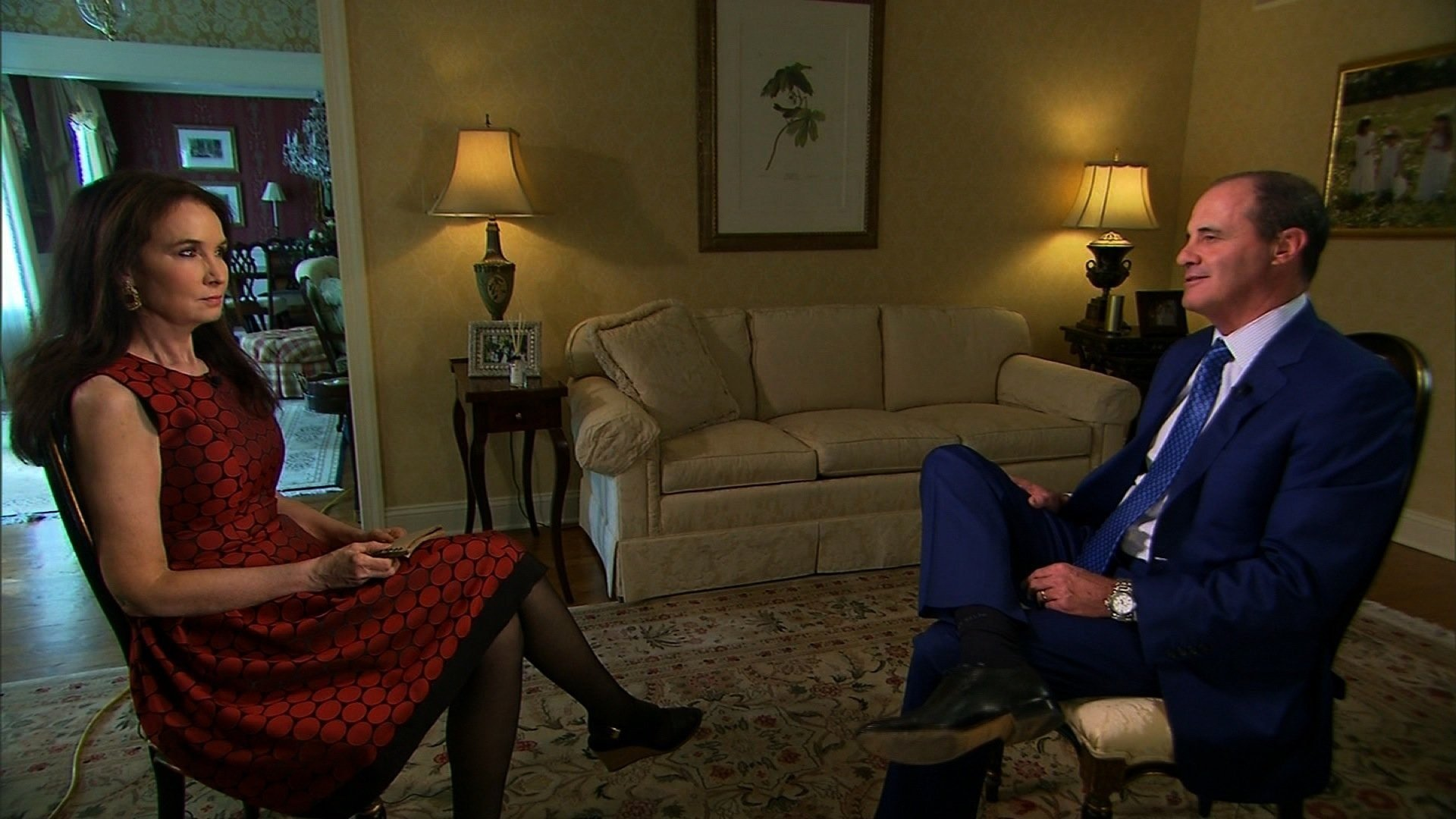 Bill Cosby's defense lawyer, Brian McMonagle, sits down with CNN's Jean Casarez.