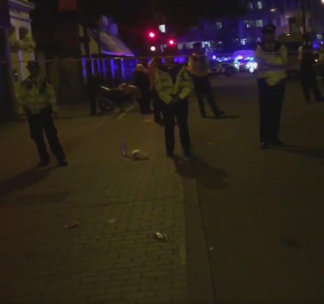 Suspect in London van attack identified as Darren Osborne