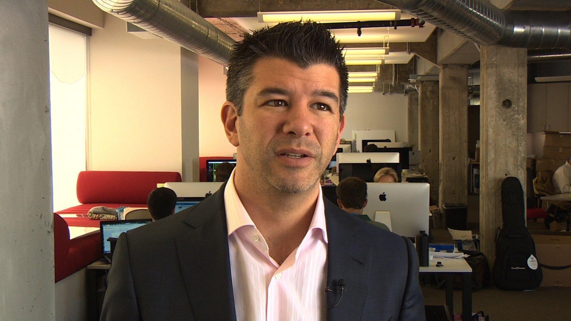 Uber CEO Resigns After Shareholders Revolt
