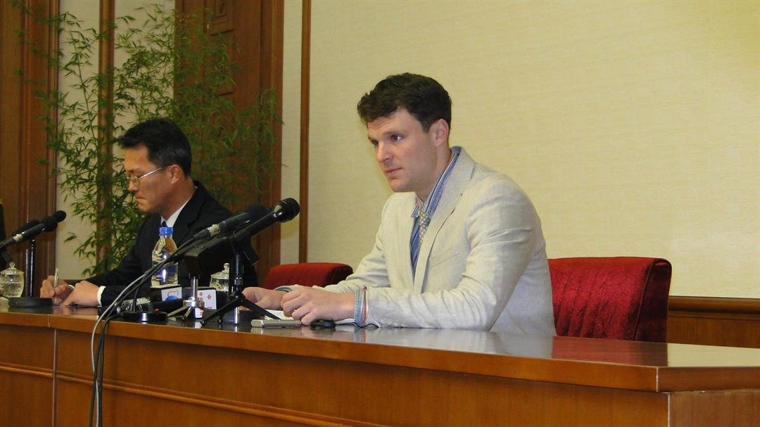 Otto Warmbier's family hid his Jewishness to aid negotiations with North Korea