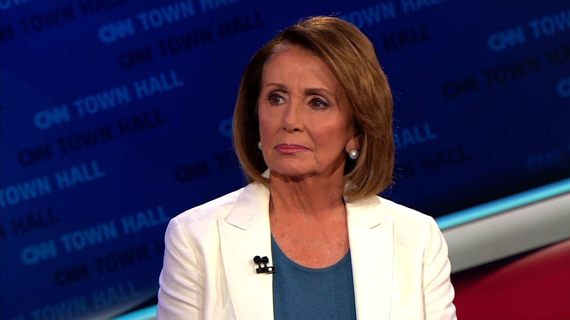 Dem Voters Want Pelosi to Stay