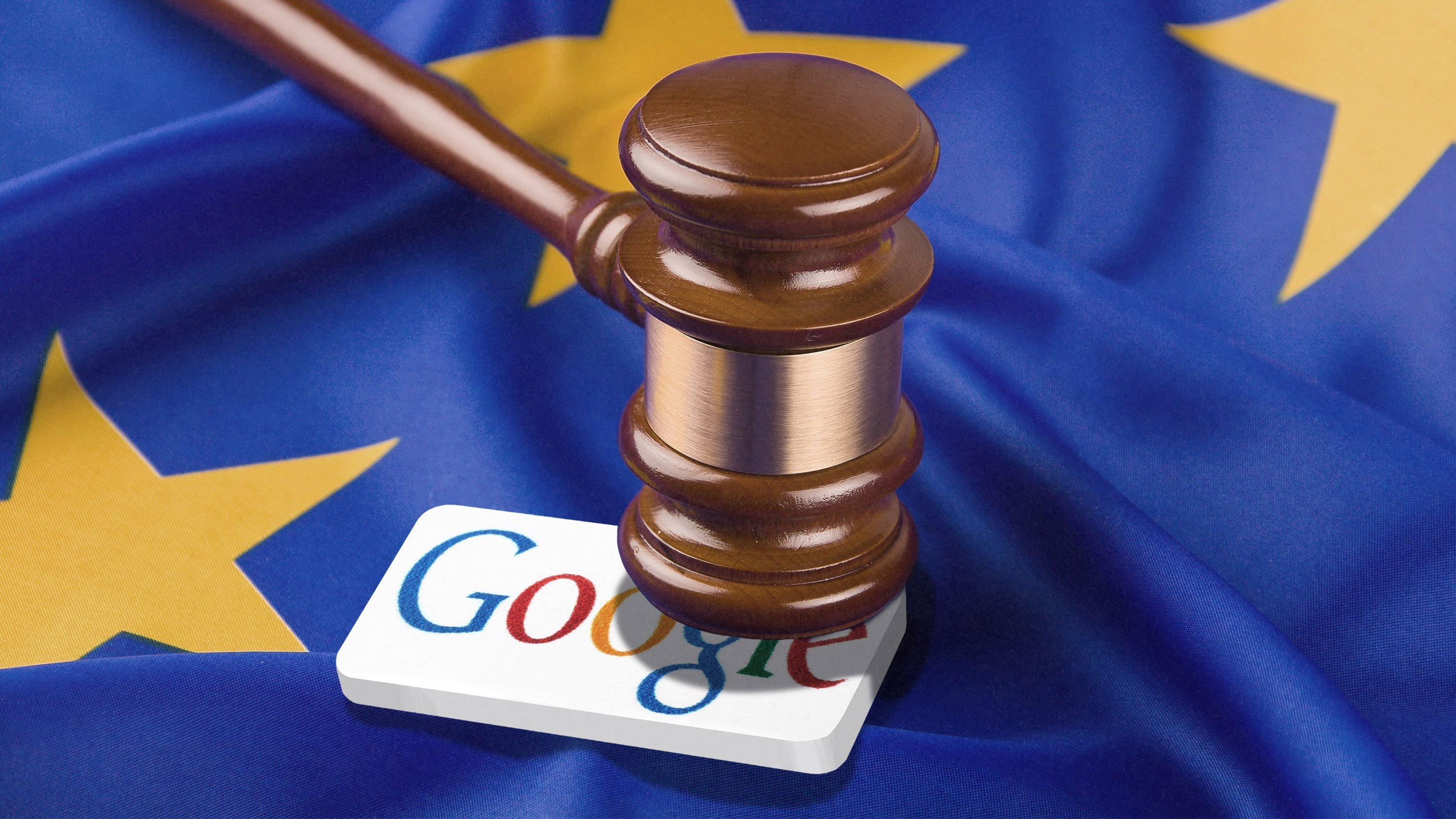 EU Fines Google $2.7 Billion