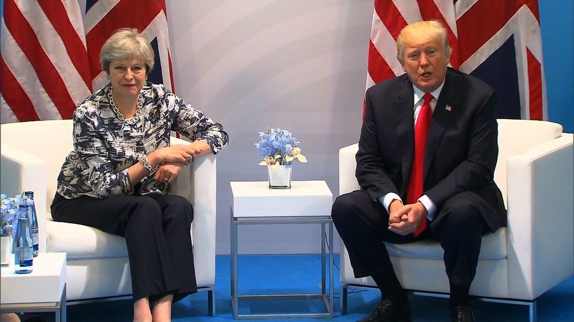 Donald Trump visit to United Kingdom postponed to next year