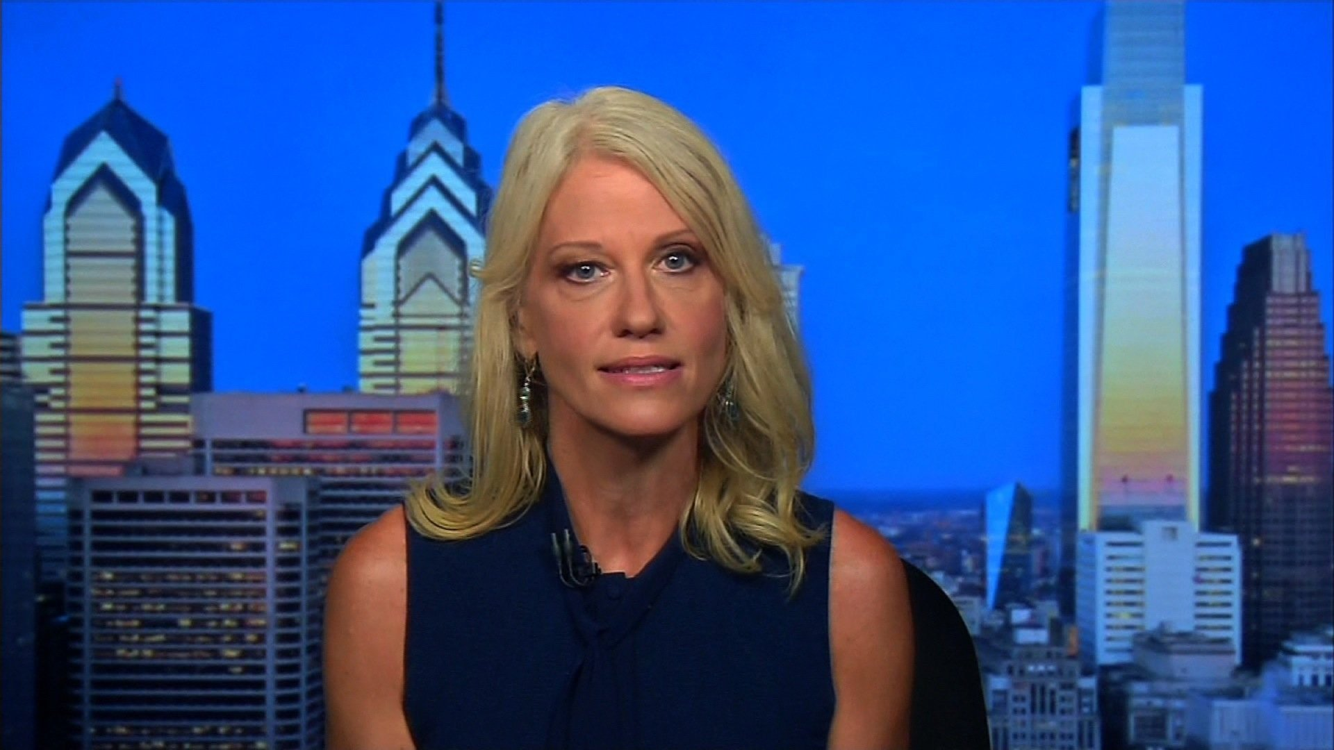 Kellyanne Conway Deflects Defending Donald Trump Jr. By Attacking CNN