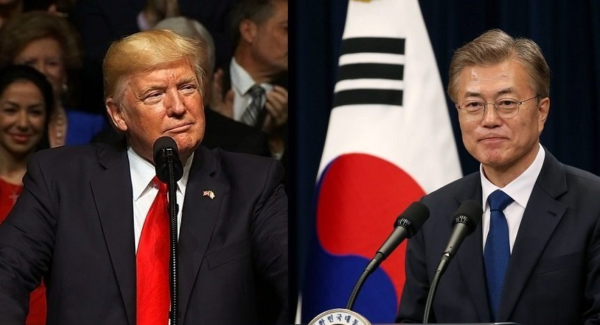 Trump administration seeks to renegotiate South Korea trade deal