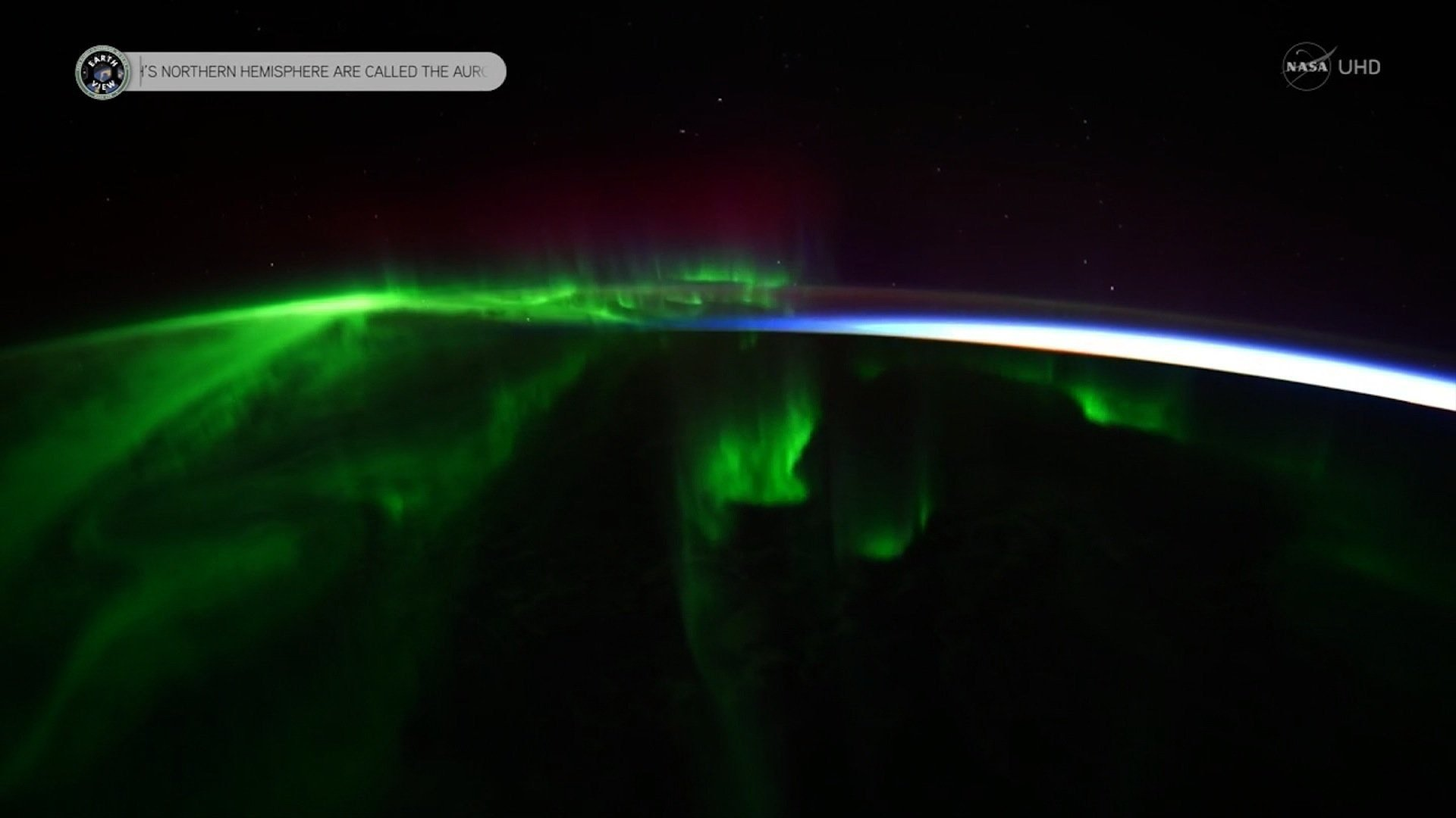 NASA has released a video shot in space of the Aurora Borealis and Aurora Australis phenomena and it is, quite frankly, phenomenal.