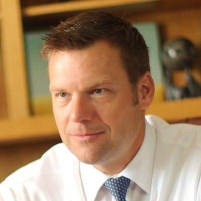 Kris Kobach under investigation by Kansas Supreme Court disciplinary office