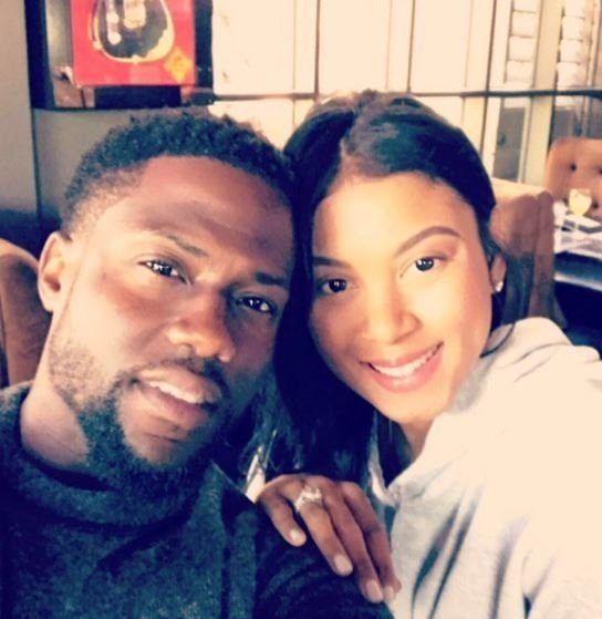 Make-Or-Break Holiday? Kevin Hart Whisks Pregnant Wife Away To Mexico