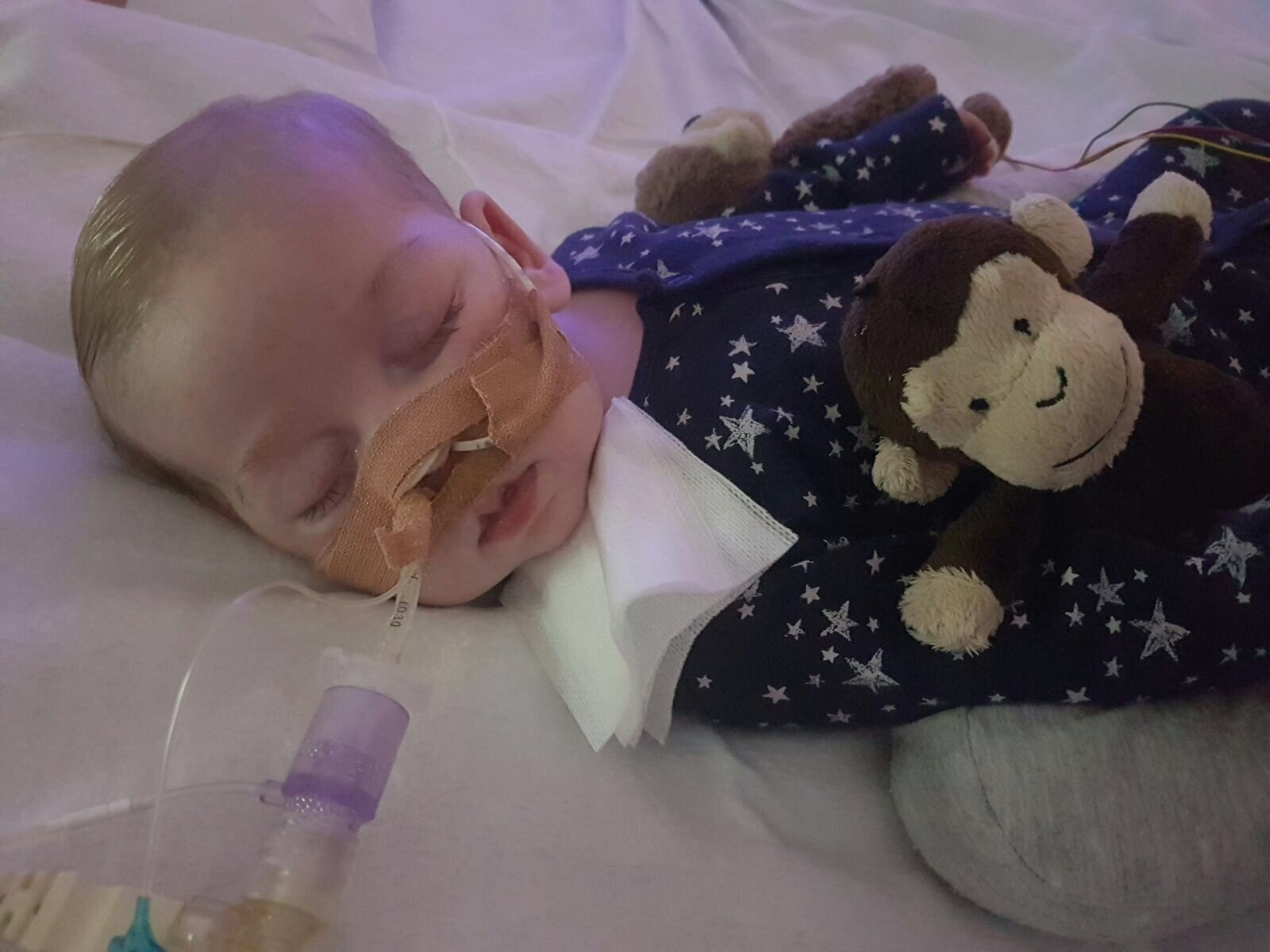 Judge: Charlie Gard's parents can't take him to America