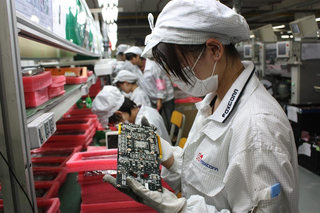 Trump to announce Foxconn plant in Wisconsin