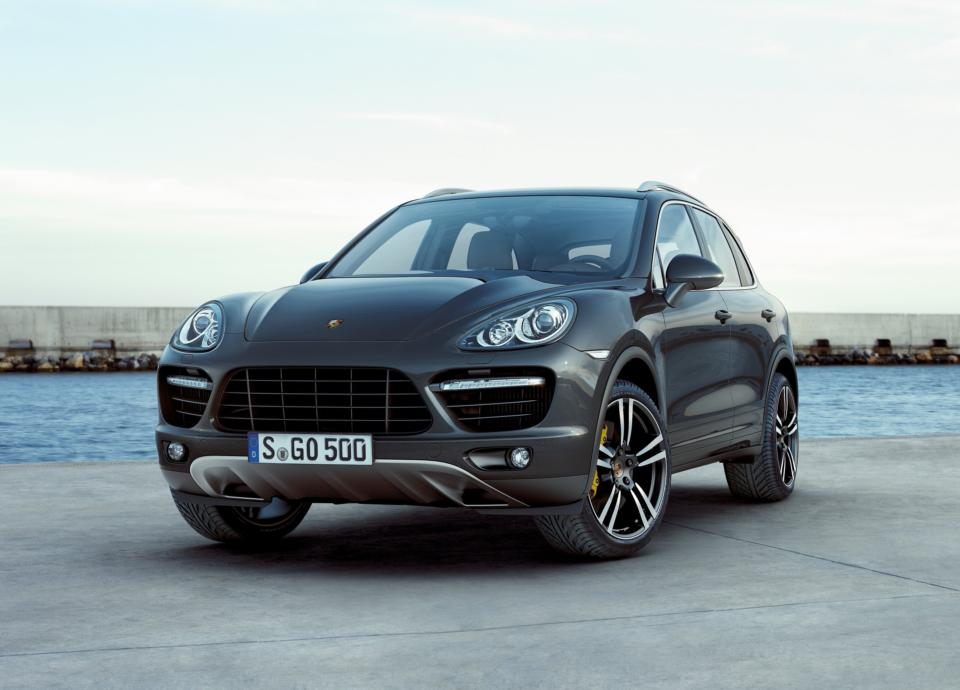 Germany Orders Porsche To Recall 22000 SUVs Over Alleged Defeat Device