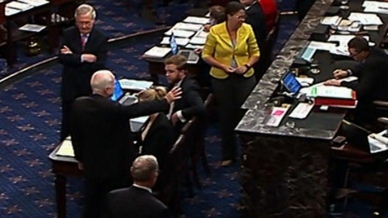 Senator McCain returning to Arizona for cancer treatment: statement