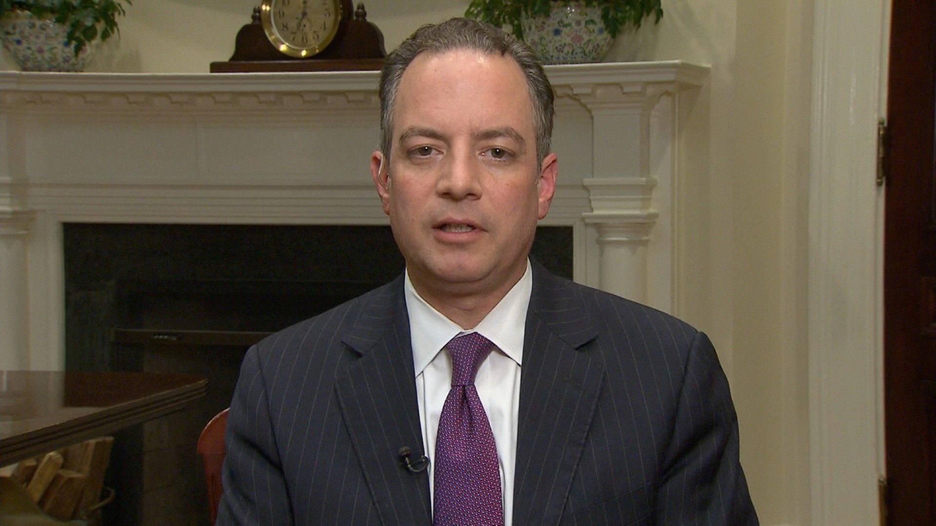 Donald Trump SACKS White House Chief of Staff Reince Priebus