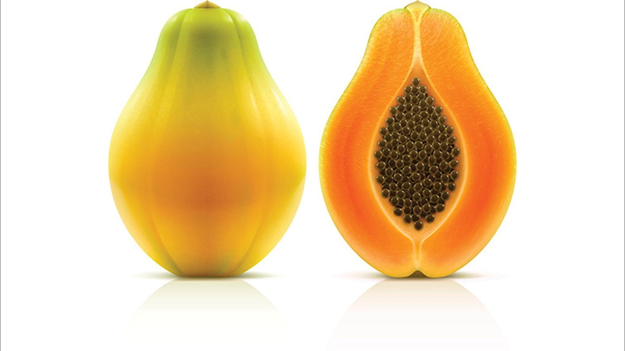Forty-seven people in 12 states have become infected with salmonella believed to be linked to yellow Maradol papayas.
