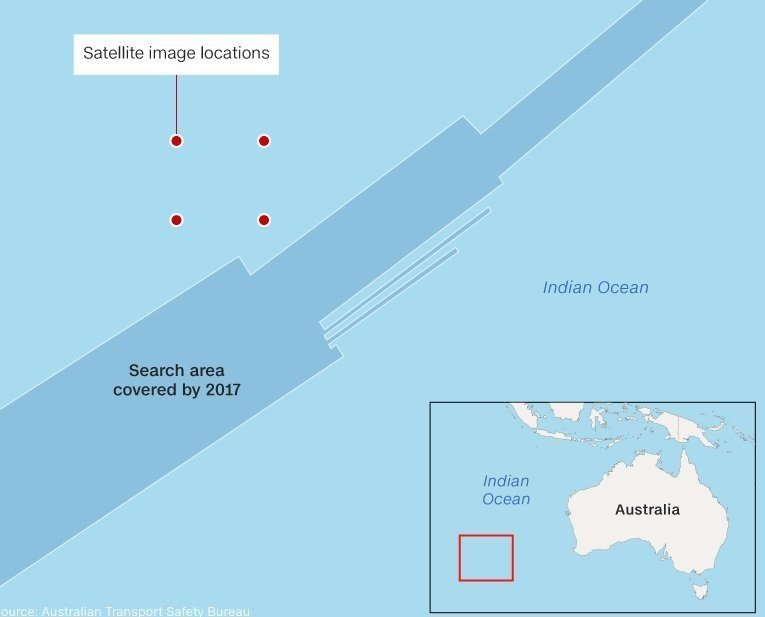 New Evidence Claims To Pin Point Exact Locations Of MH370