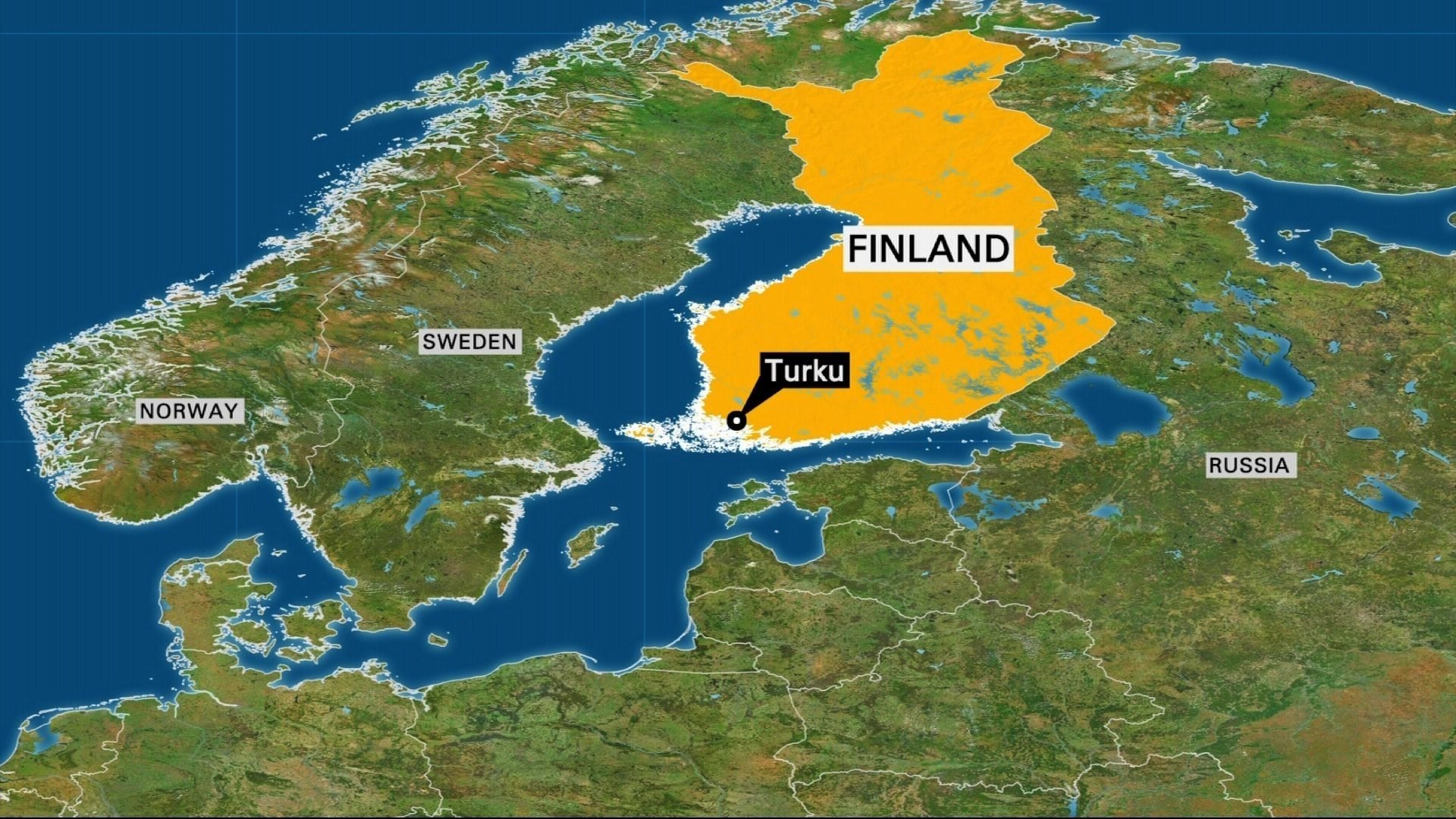 Killed, 6 Injured in Finnish Stabbing