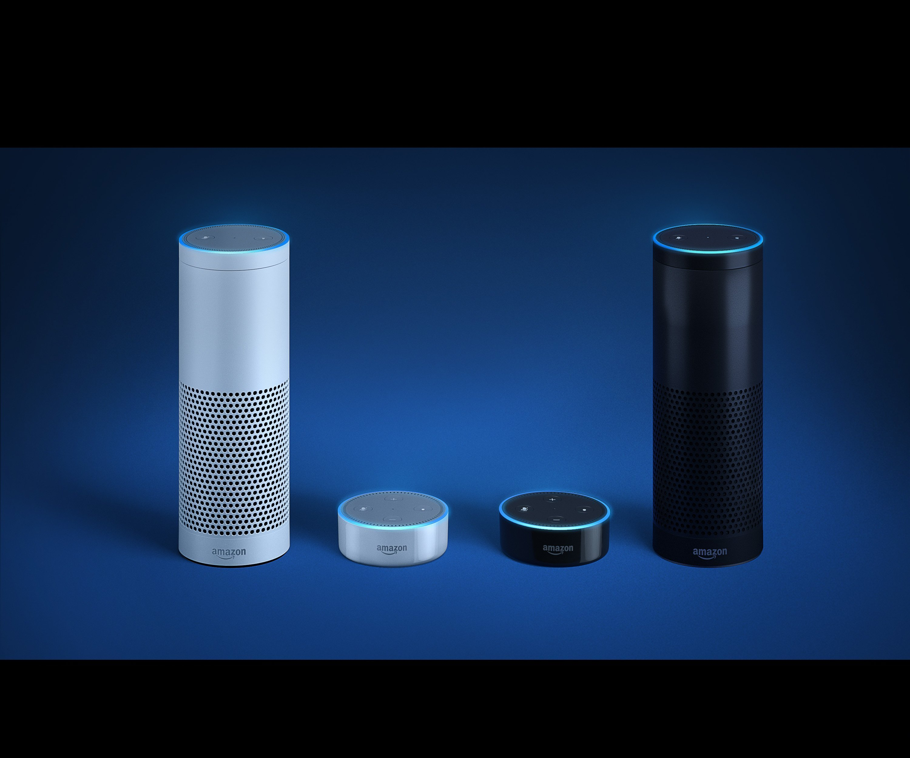 A man accused of beating his girlfriend and threatening to kill her was jailed after an Amazon Echo a voice-activated speaker device called 911 authorities said