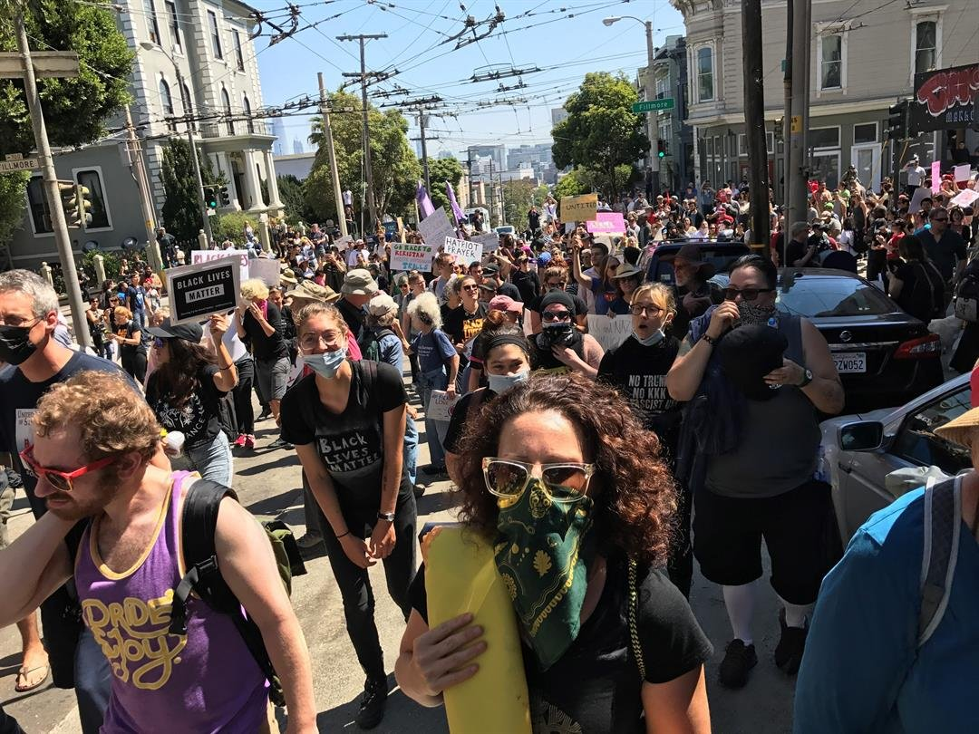 San Francisco 'Freedom Rally' Replaced By News Conference