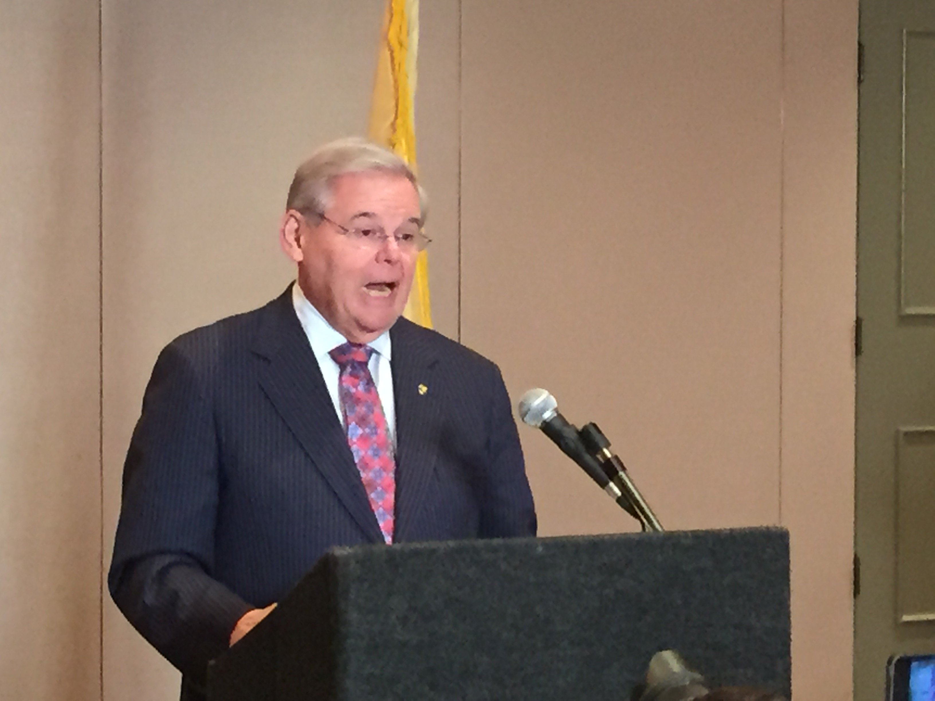 Media Won't Talk About Democratic Sen. Bob Menendez's Corruption Trial