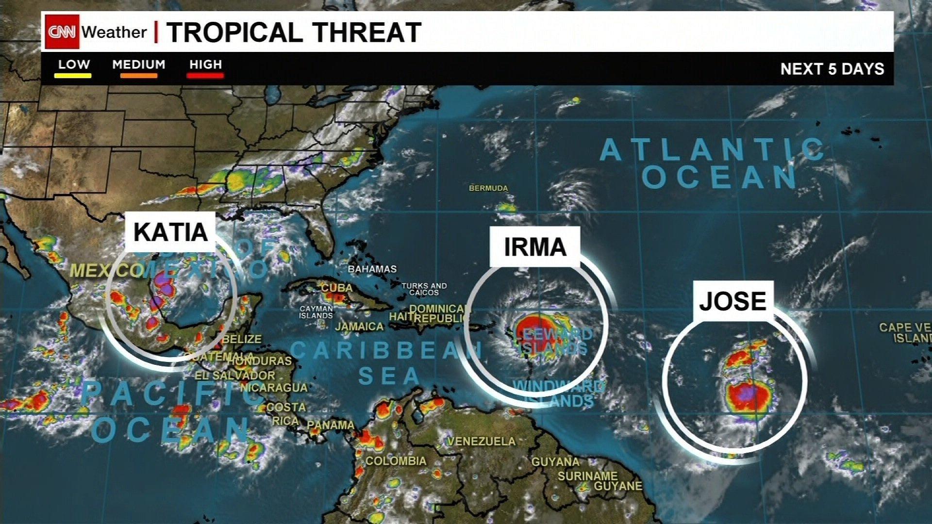 Toronto hydro crews en route to Florida in wake of Irma
