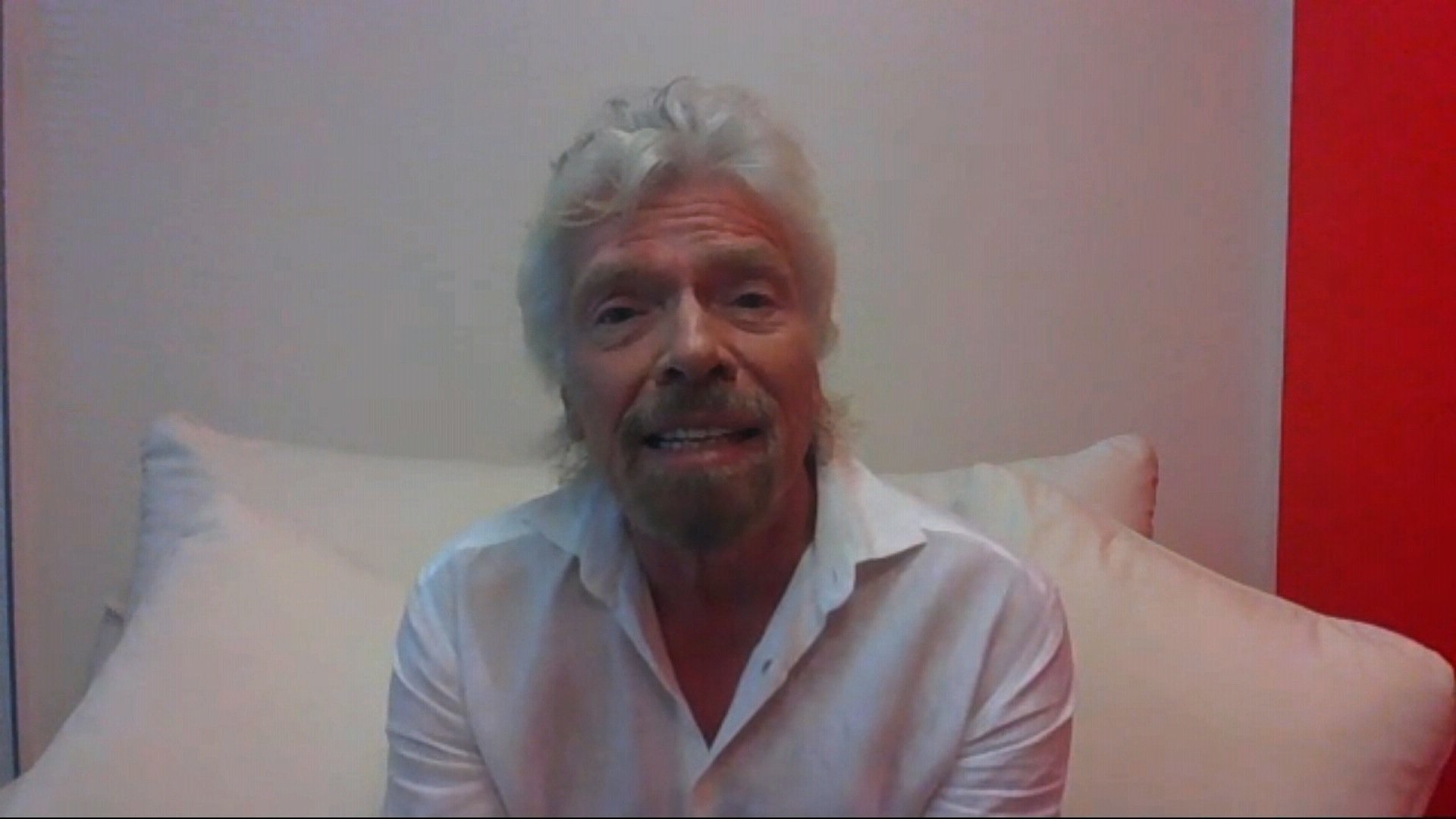 Sir Richard Branson Survives Irma, Says Son