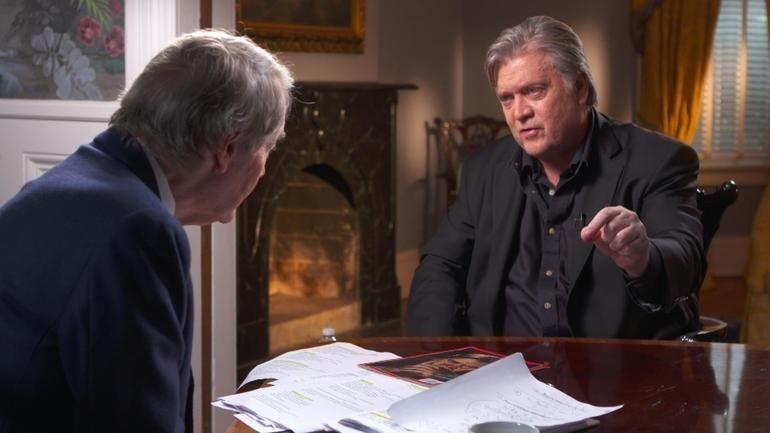 Bannon: McConnell told Trump to back off