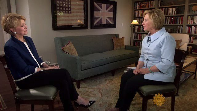 Hillary Stands By Her 'Deplorables' Remark