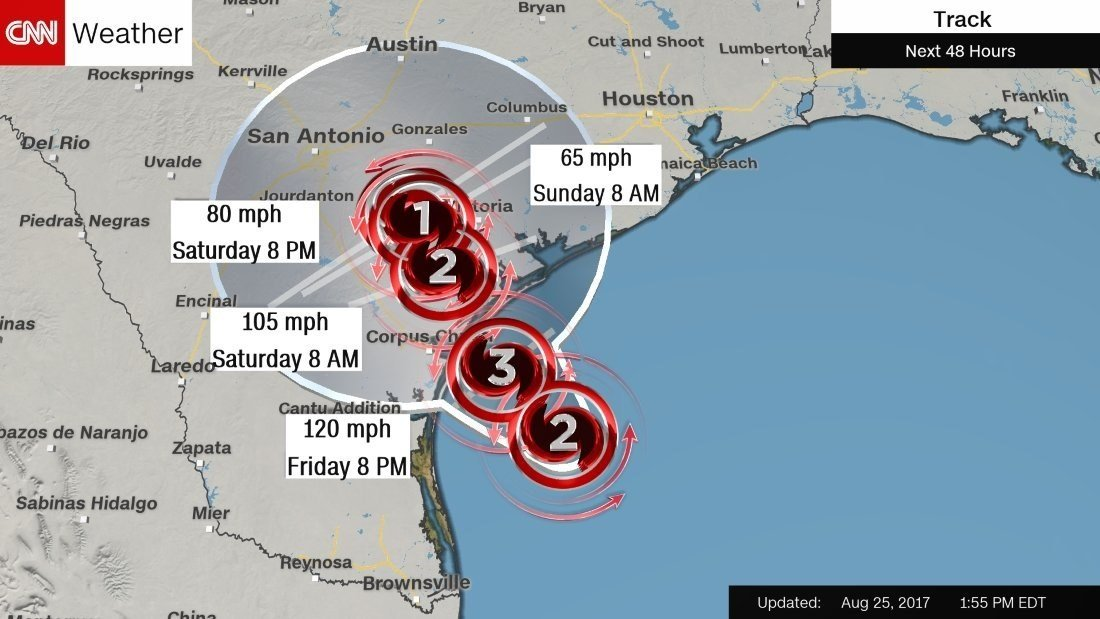 Hurricane Harvey could knock down US GDP growth: Goldman Sachs