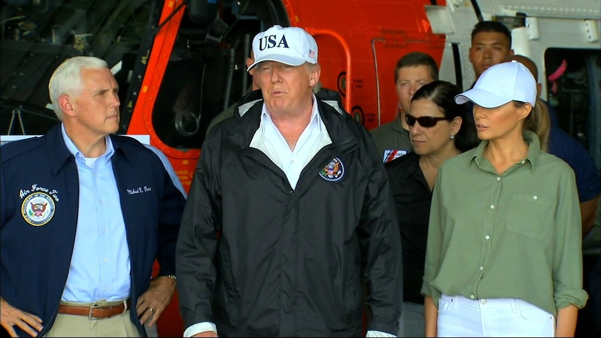 Hurricane Irma: Trump heads to Florida to see damage