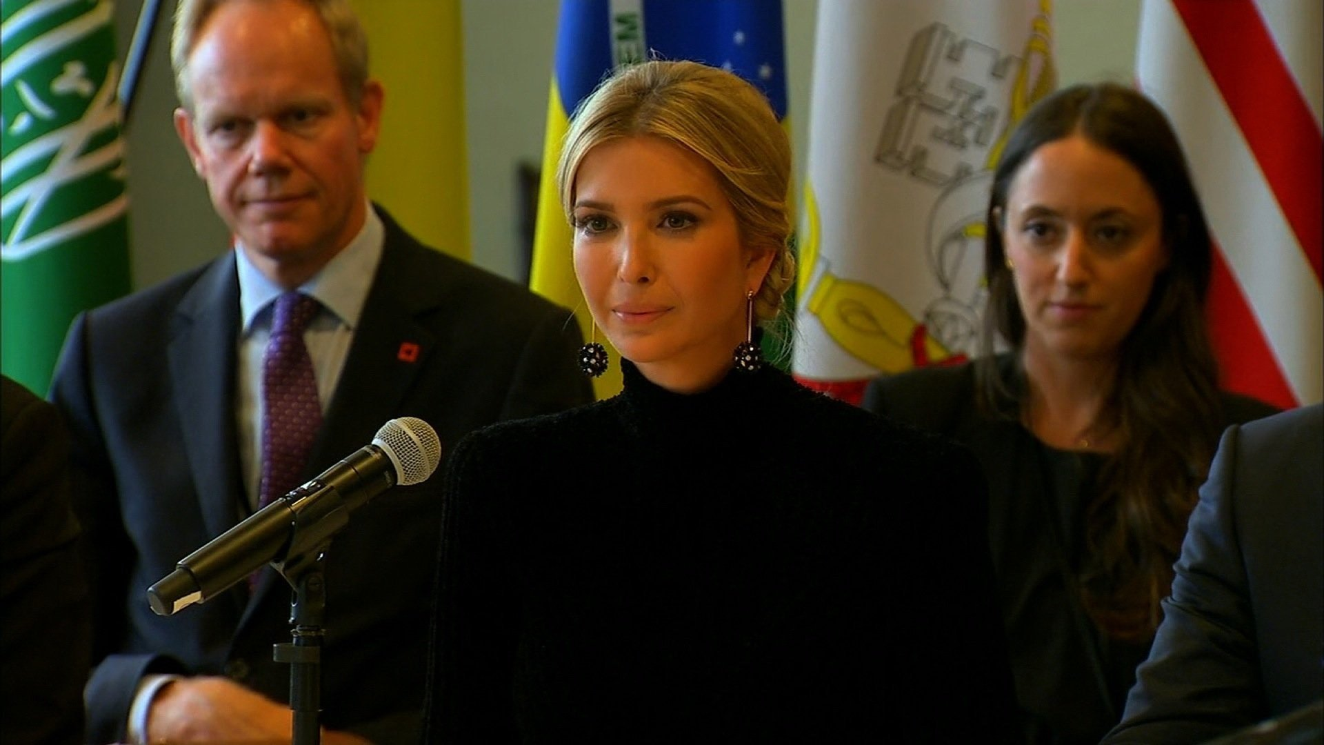 Ivanka Trump's battle against postpartum depression