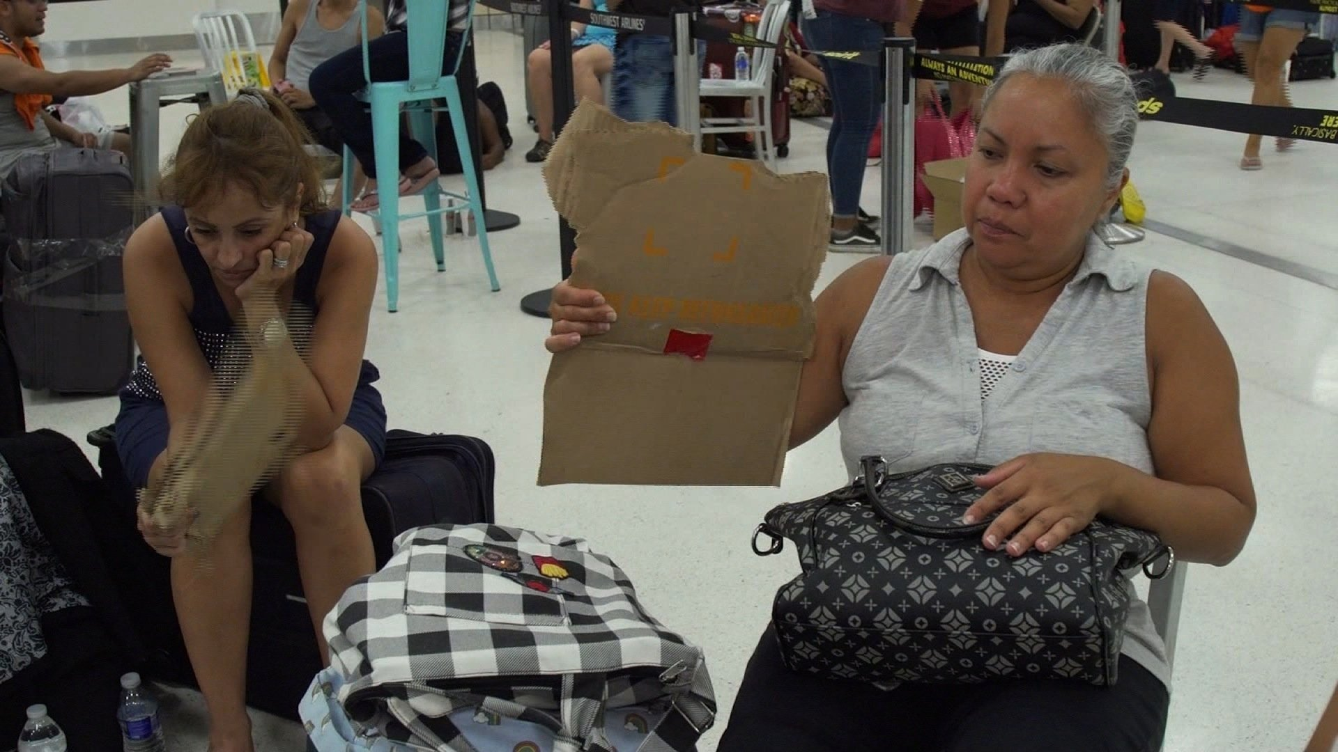 Family desperate to help loved ones trapped in Puerto Rico