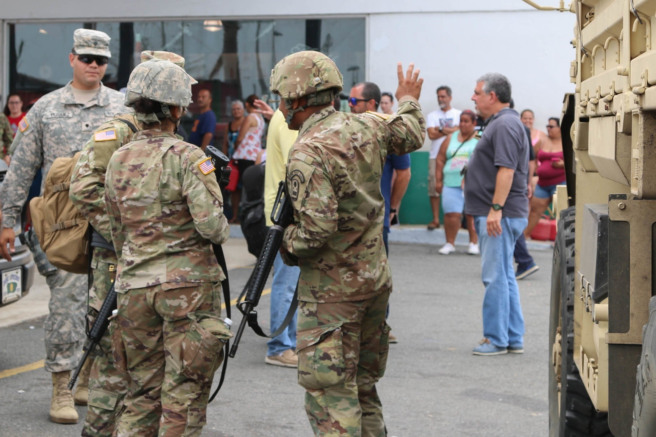 National Guard headed to Puerto Rico for Maria recovery help