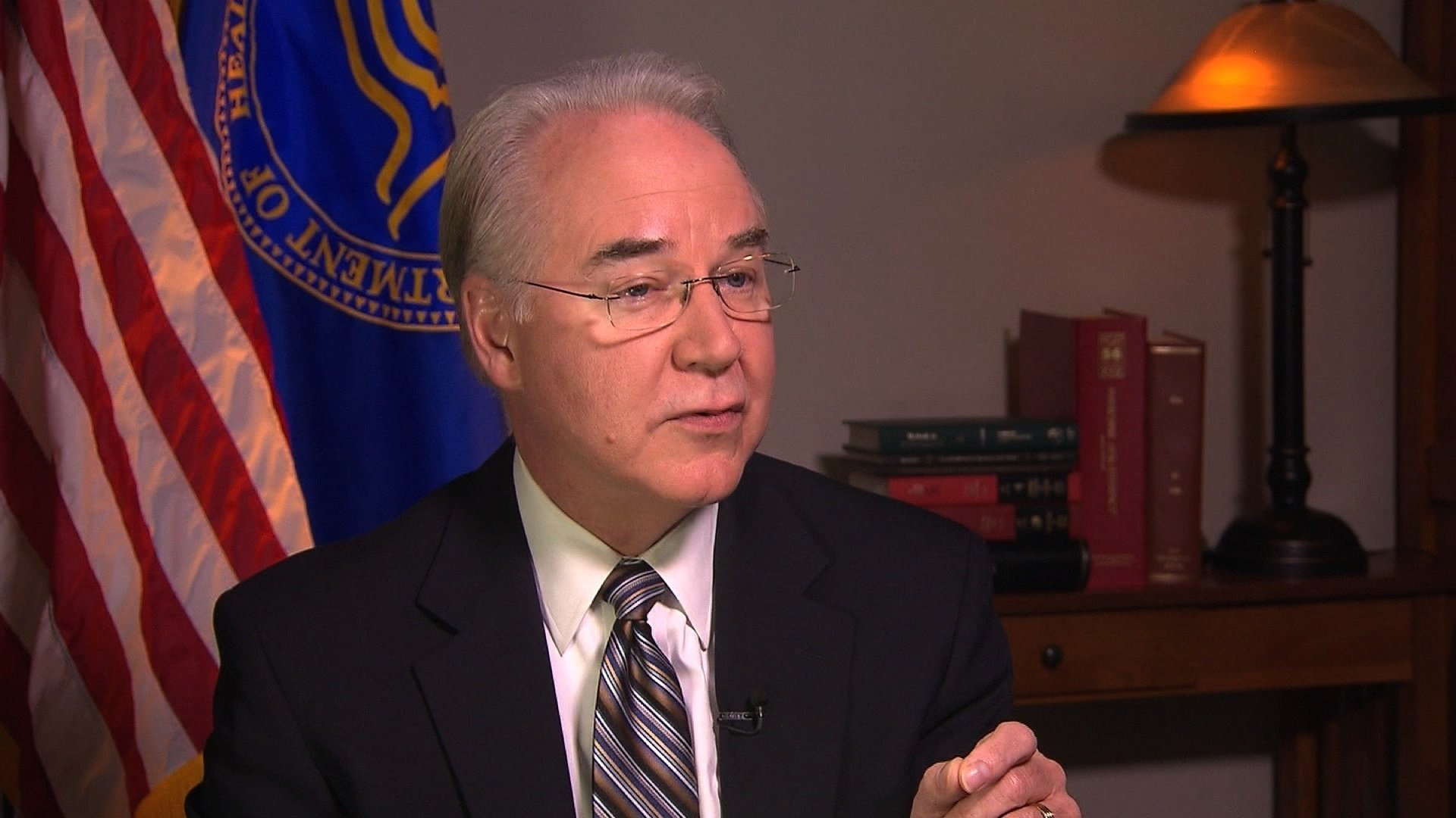 Price says he will pay taxpayers back after private jet controversy
