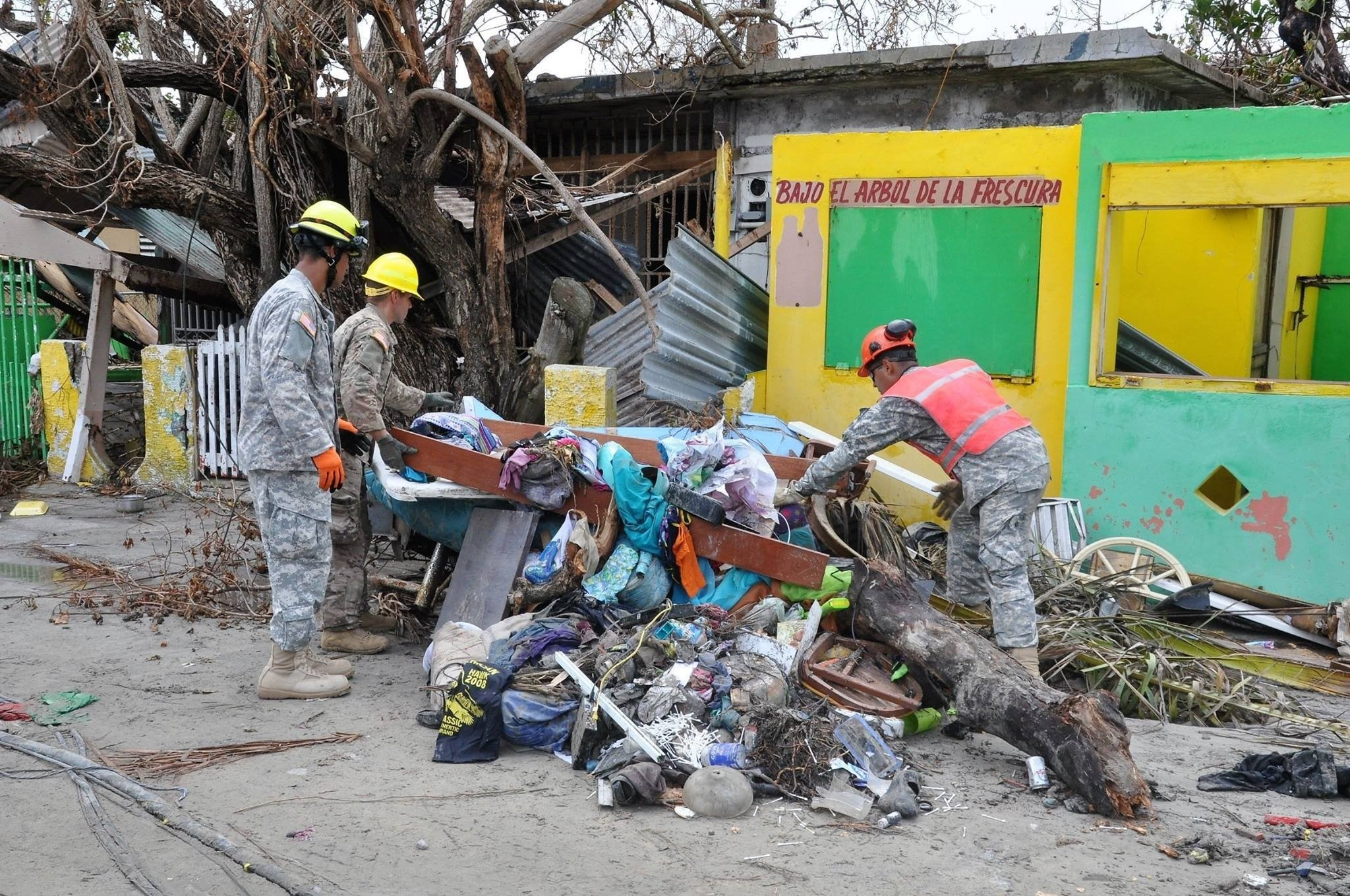 Maryland governor directs national guard to help Puerto Rico