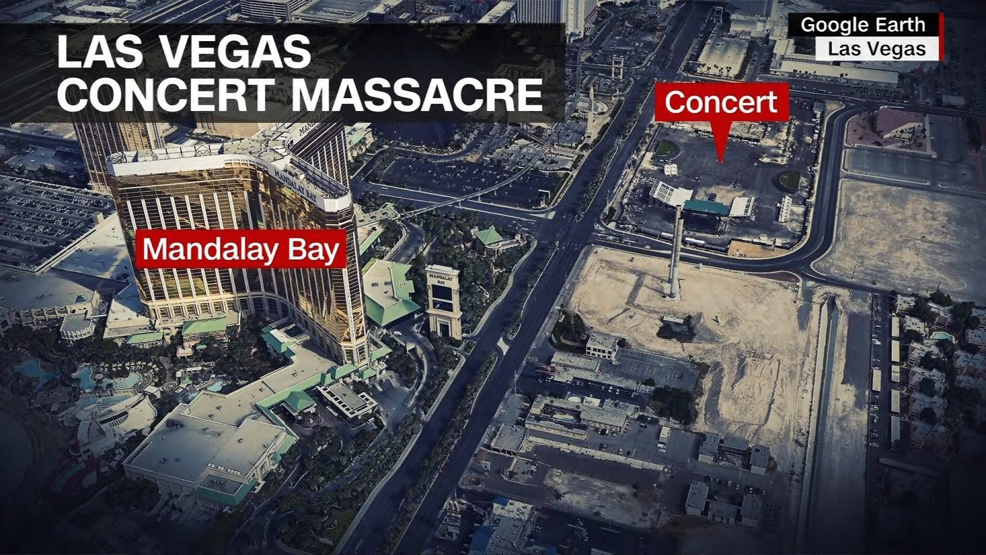 Gunman Fired For About Nine To 11 Minutes - Las Vegas Police