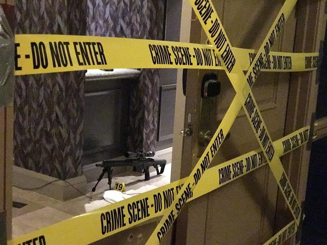 Las Vegas Gunman's 'Secret Life' Thwarts Investigators' Hunt For Motive